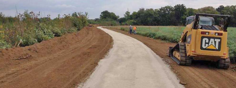 Road & Driveway Construction