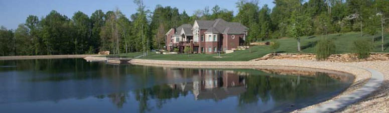 O'Risky Lake Design and Construction