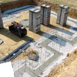 Wall Construction of Various Residential Areas