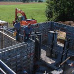 Forming Basement Walls