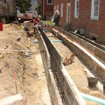 New Harmony, Indiana Community House Project