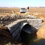 Completed Culvert Replacement
