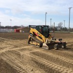 Soccer Field Construction
