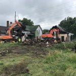 Jacobsville Demolition