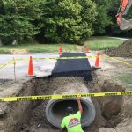 Warrick County Drainage Improvement Projects
