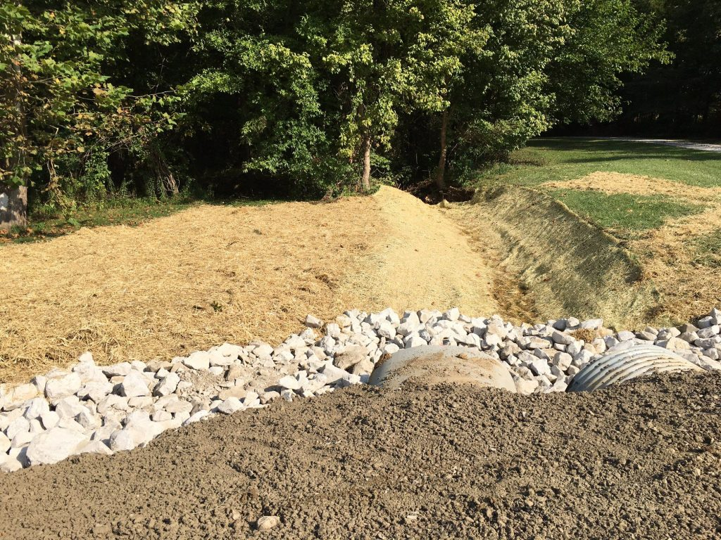 Warrick County Drainage Improvements Projects